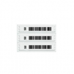 DTCDR Barcode Dr label